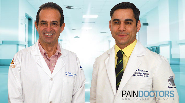 Our board-certified pain management doctors are dedicated to the goal of helping people with chronic pain return to a normal, productive lifestyle. Using the latest in diagnostic technology, paired with medical and interventional therapeutics, they will work with you to identify the source of your pain, eliminate or reduce the pain and teach you to manage it.